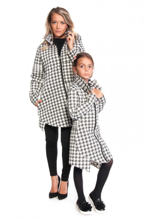 "Coats ""BLACK & WHITE"""