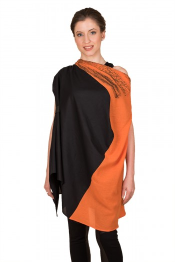 "Tunic ""ORANGE ZENITH"""