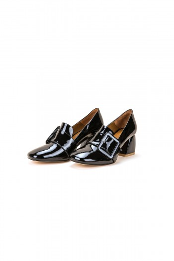 "Shoes ""Black Shine"""
